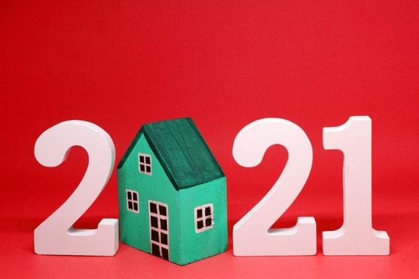 Vendre sa maison à la nouvelle année