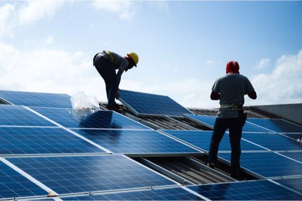 Amortissement des panneaux photovoltaiques