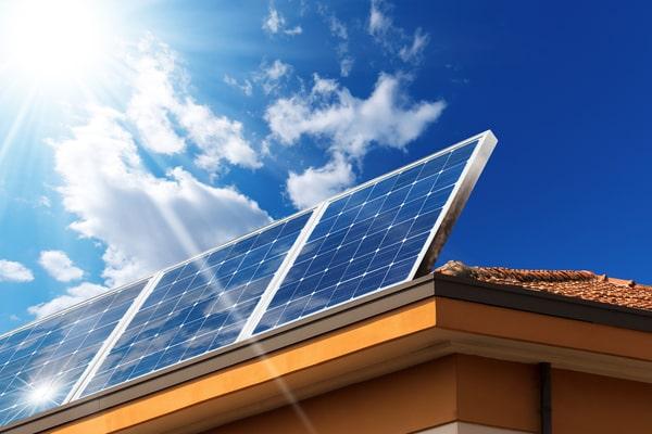 Composition d'un panneau solaire