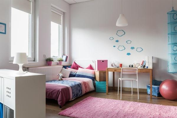 Quel éclairage choisir pour une chambre d'enfant ?